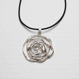 A Rose by any other Name necklace