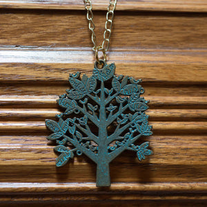 Branching out pendant