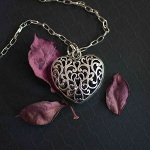 My loving heart necklace #1
