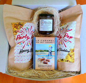 Sweet and Cheesy Gift Box