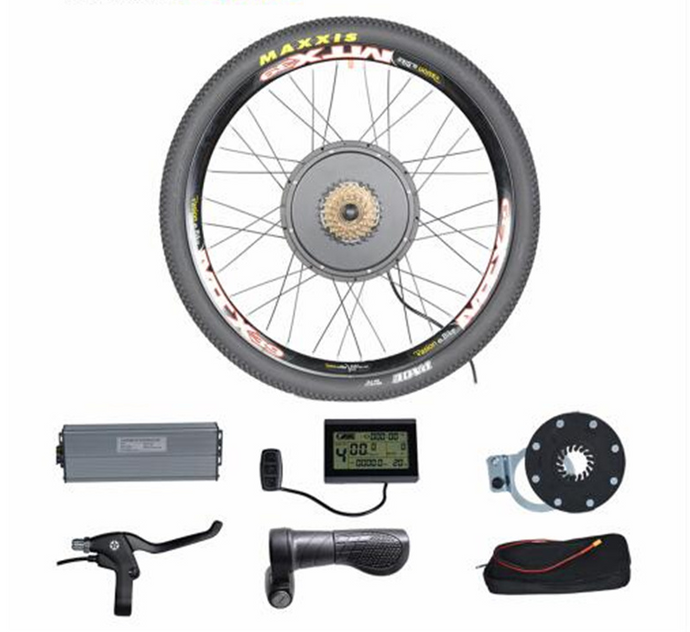 Electric Bike Motor Kit 35 MPH