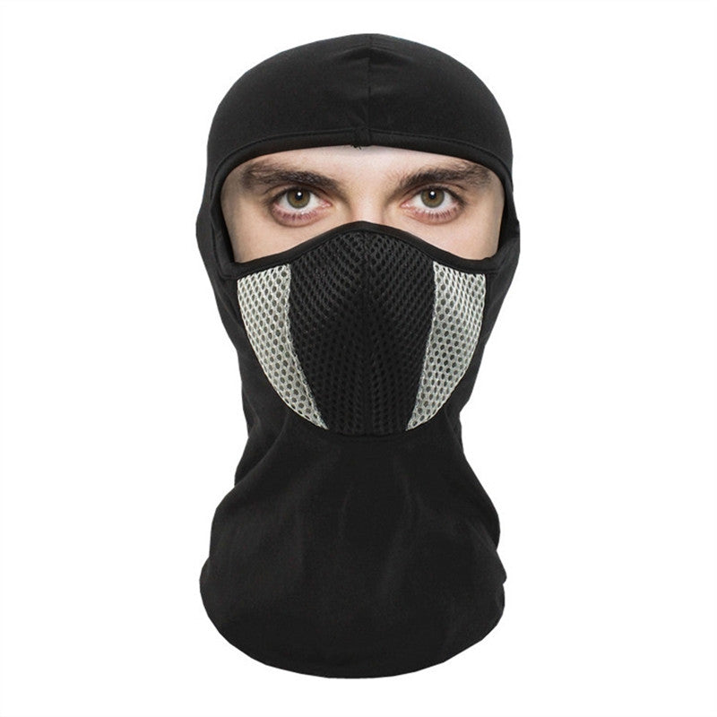 EBike Multi-functional Windproof Ski Face Mask and  Neck Warmer for Winter cycling