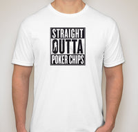 "AHL ""Straight Outta Poker Chips"" T-Shirt"