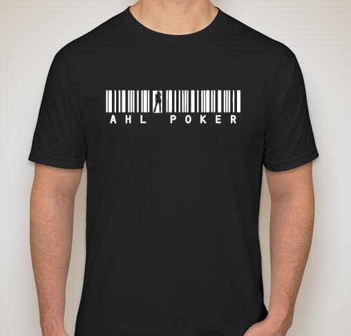"AHL ""Bar Code"" T-Shirt"