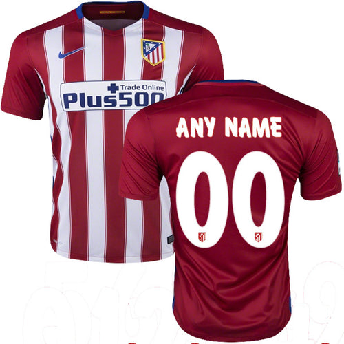 Atletico Madrid home jersey 17-18