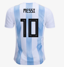 LIonel messi argentina world cup 2018 official jersey