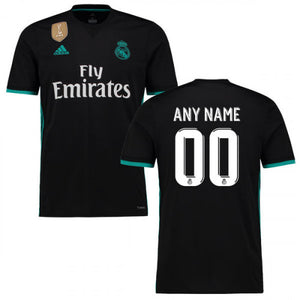 Real Madrid away jersey 17-18