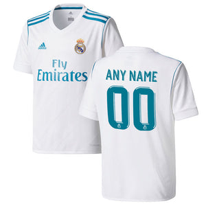Real Madrid home jersey 17-18