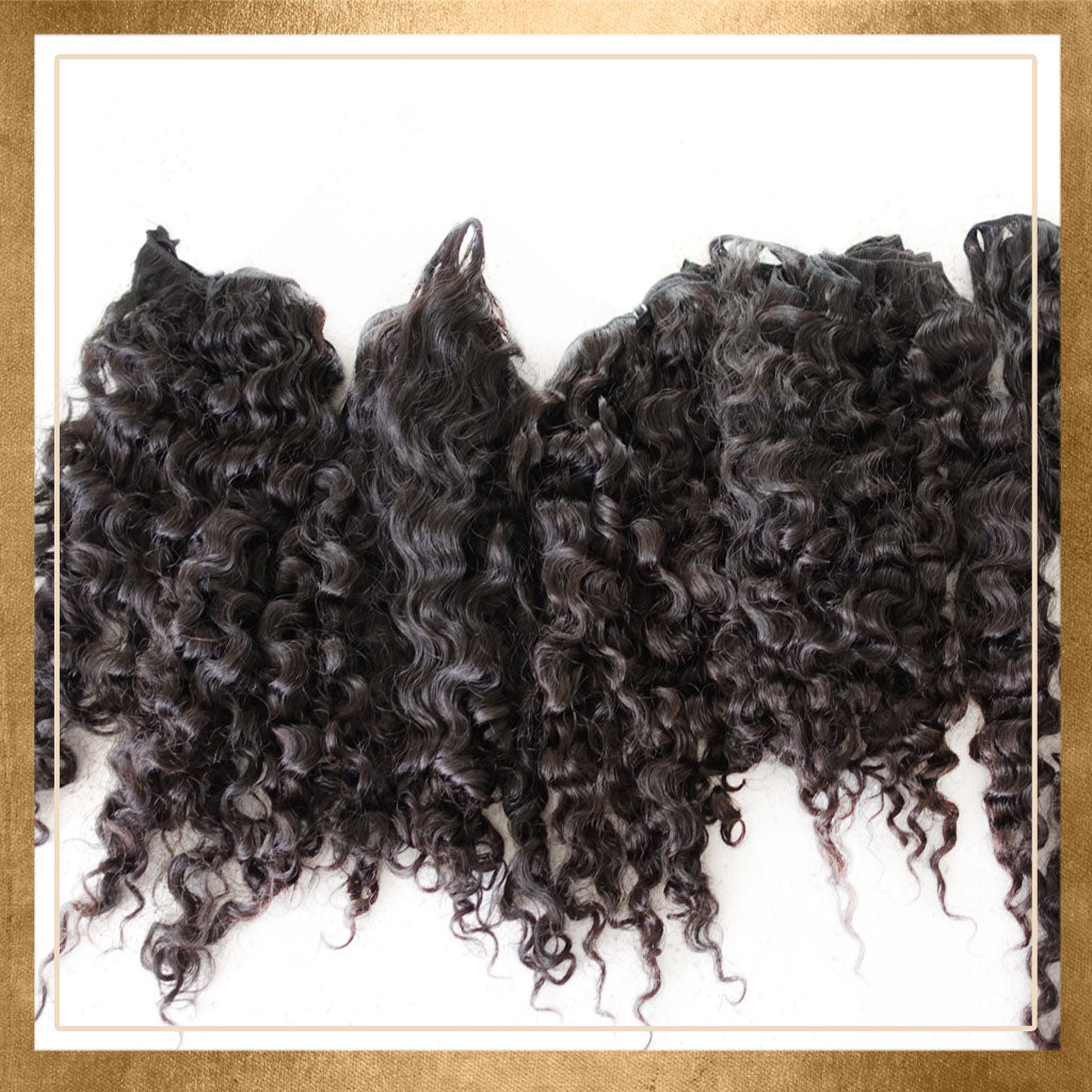 Indian Raw Curly