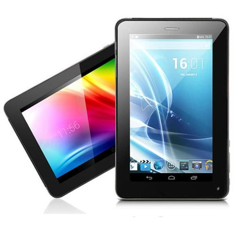 "A23 Android Dual-Core 7"" Tablet & Phone + ( Bluetooth + WiFi + Google Play Store  + Dual Cameras )"