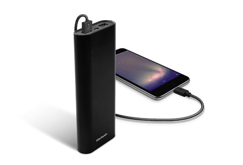 Extreme Super Fast Charging Blackweb 20,000mAh Power Bank in Black
