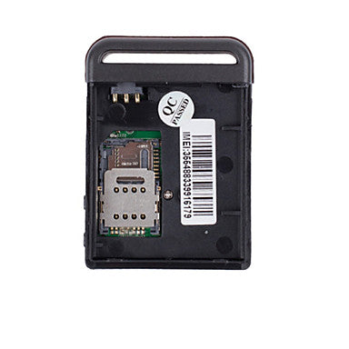 Mini Vehicle GSM GPRS GPS Tracker OR Car Vehicle Tracking Locator Device TK102B Satellite Positioning Device