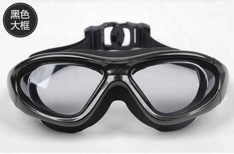 Big Frame High Quality Anti Fog UV Protection Swimming Goggles Professional Waterproof Swim Glasses