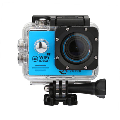 2inch WIFI wireless Waterproof 1080P HD Action Camera Sport DV Pro Camcorder Car DVR For Gopro
