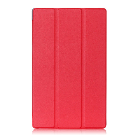 Smart protective cover case for amazon kindle fire hd 8 tablet 2017 release smart for all new fire hd 7th generation +free gift