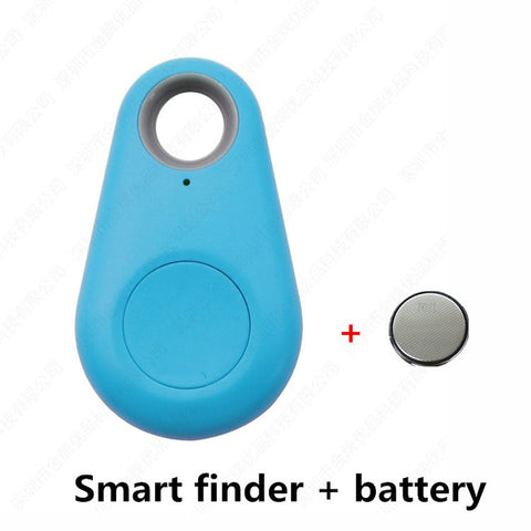 Smart finder Key finder Wireless Bluetooth Tracker Anti lost alarm Smart Tag Child Bag Pet  Locator Itag Tracker for iPhone