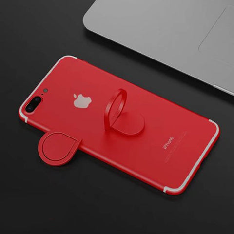 Pop Water Droplets Finger Ring Mobile Cell Phone Smartphone Telephone Hand Stand Holder Desk Car Universal For all mobile phone