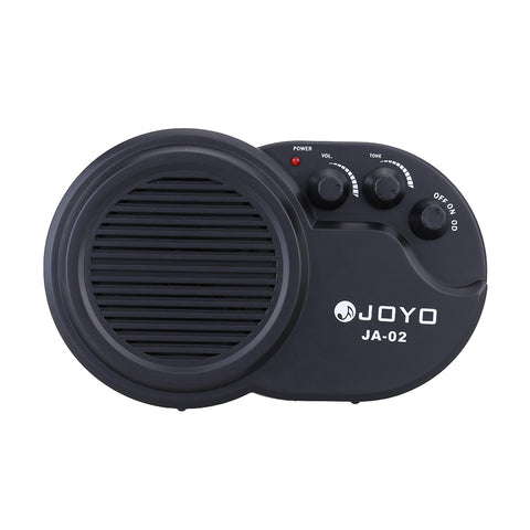 JOYO JA-02 3W Mini Electric Guitar Amp Amplifier Speaker with Volume Tone Distortion Control Guitar Parts & Accessories
