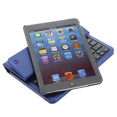 Case For Apple iPad 4/3/2 Full Body Cases Solid Colored Hard PU Leather for Apple