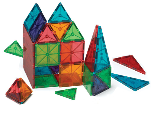 MagnaTiles Clear Colors 32 piece set