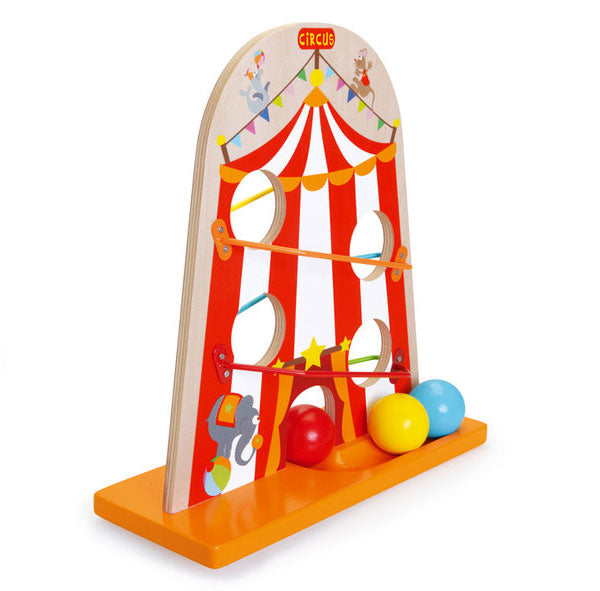 Circus Themed Ball Track - 60% Off