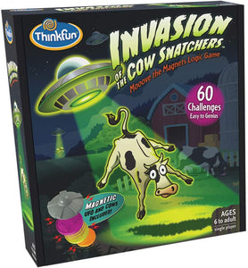 Invasion of the Cow Snatchers Game - 60% Off