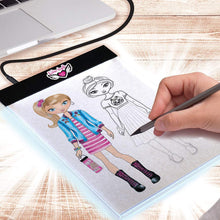Fashion Angels LED Fashion Design Sketch Pad