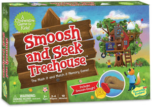 Smoosh & Seek Treehouse
