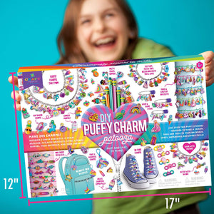 DIY Puffy Charm-A-Palooza
