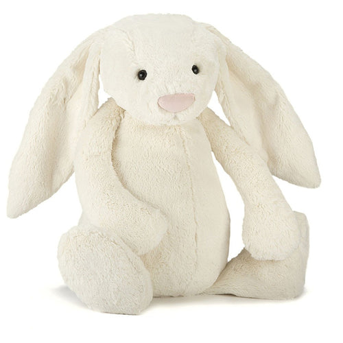 Bashful Cream Bunny, Really Big