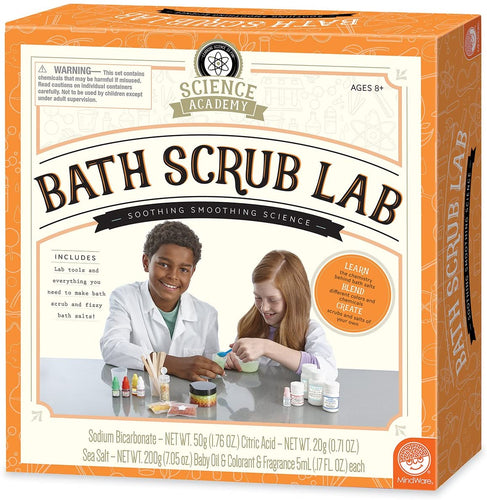Bath Scrub Lab