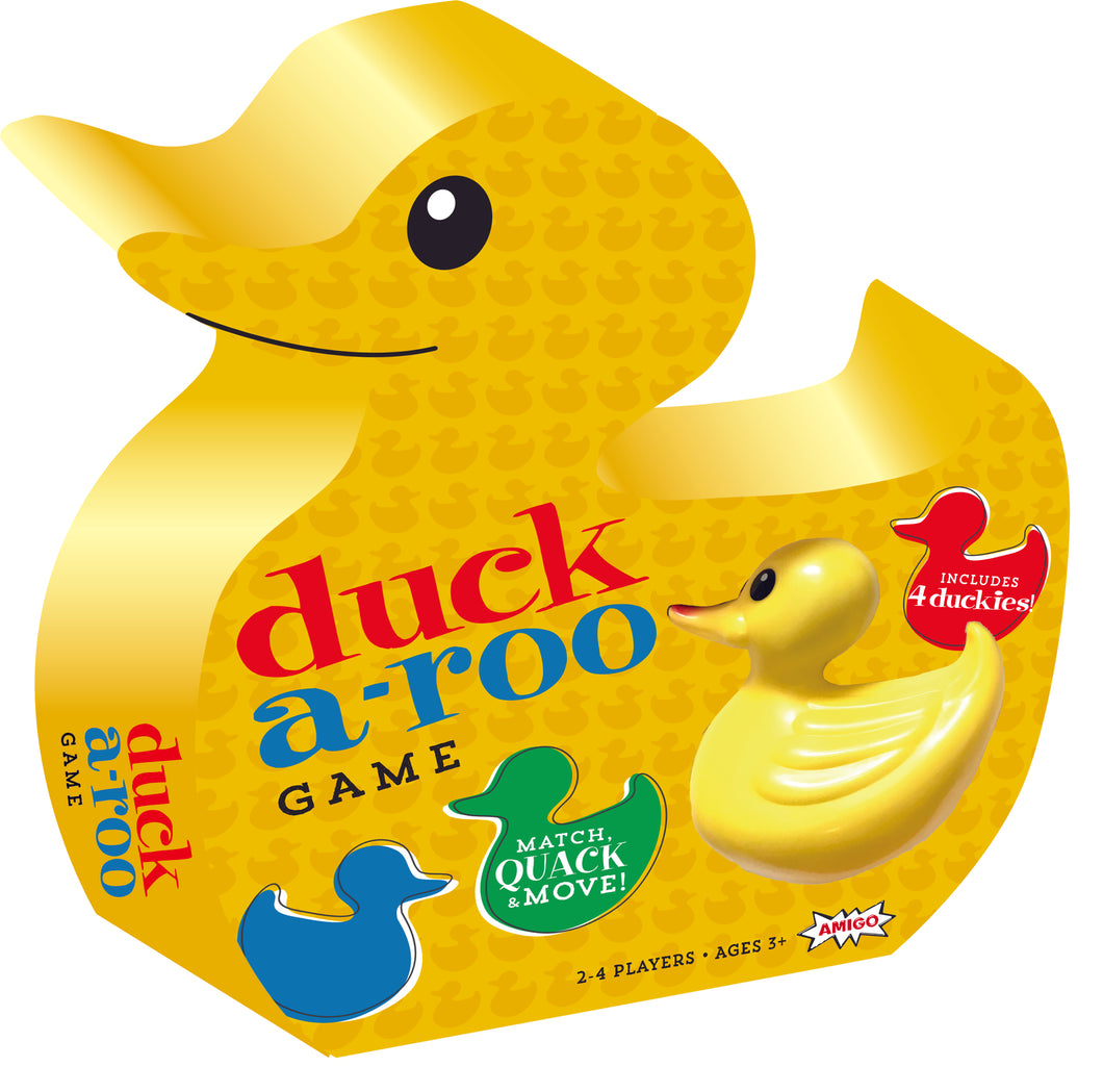 Duck-A-Roo Game