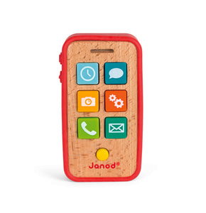 Janod Wooden Phone w/Sound