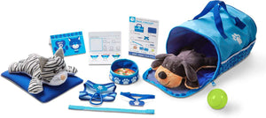 Melissa & Doug Tote and Tour Pet Travel Set