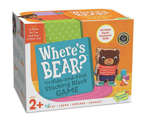 Where's Bear? Game