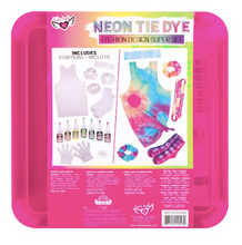 Fashion Angels Neon Tie Dye Kit