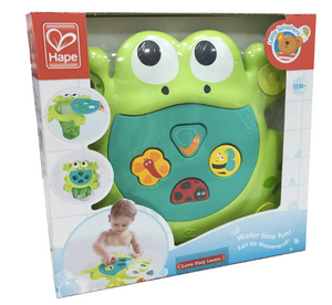 Hape Feed Me Frog Bath Toy