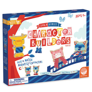 Character Builders Game - 60% OFF