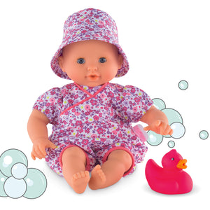 Bebe Bath Floral Bloom - Bathtime Doll