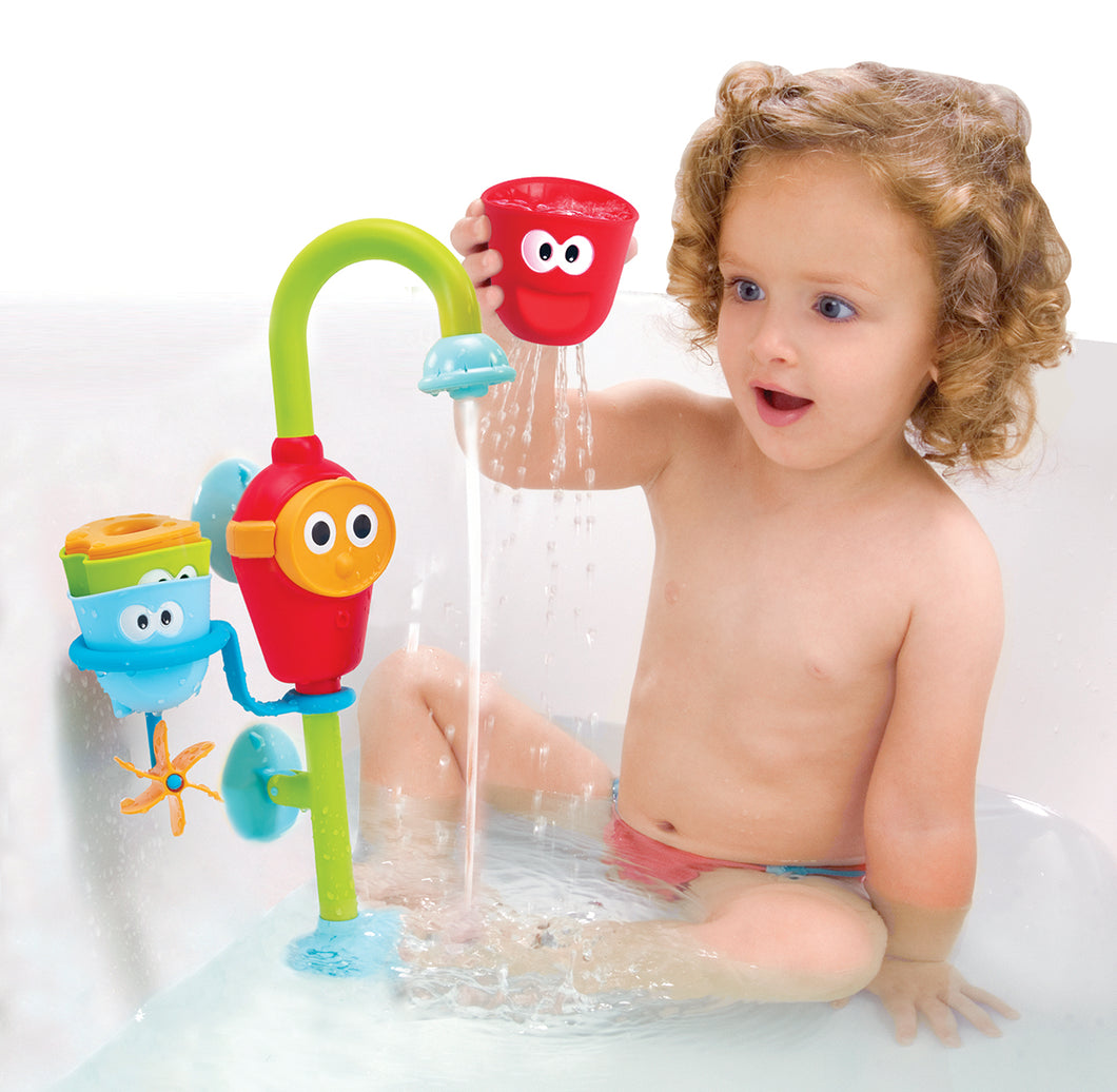 Flow and Fill Spout Bath Toy