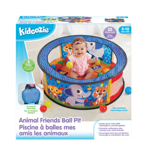Animal Friends Portable Ball Pit