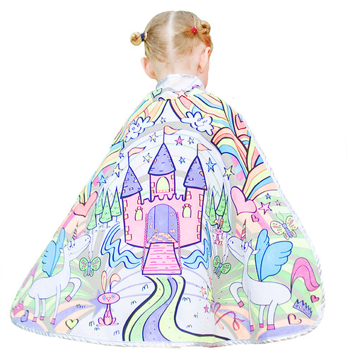 Color A Cape Princess