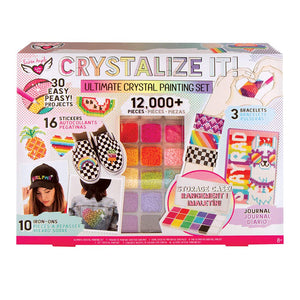 Crystalize It! Ultimate Painting Set