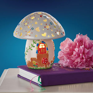Paint Your Own Porcelain Fairy Light