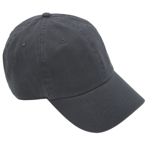 #7648 - Washed Chino Twill Dad Hat