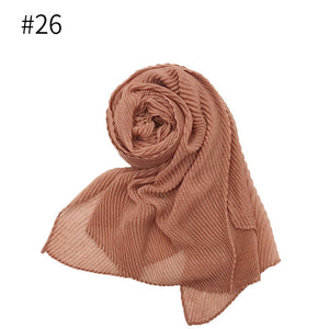 Rippled Scarf (26 colors)