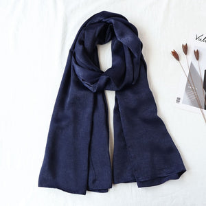 Satin Scarf (24 colors)