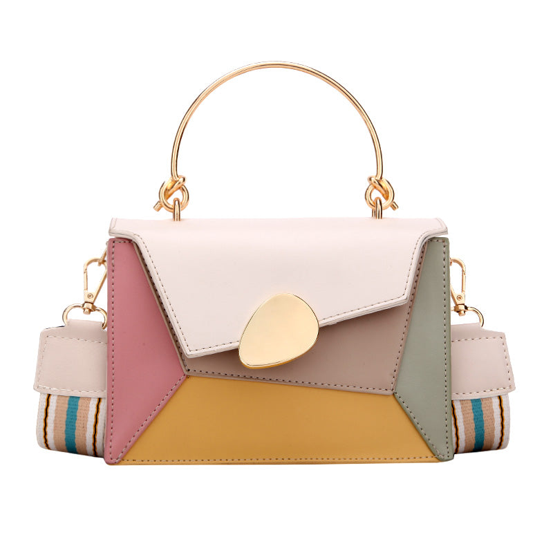 Color Palette Shoulder Bags (4 colors)