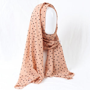 Printed Chiffon Hijab Scarf (29 patterns)