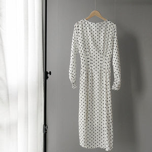 Polka dot dress (3 Colors)